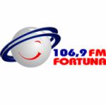 Logo da emissora Radio Fortuna 106.9 FM