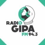 Logo da emissora Radio Gipa 94.3 FM