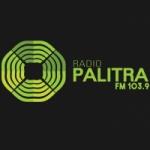 Logo da emissora Radio Palitra 103.9 FM