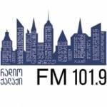 Logo da emissora Radio Kalaki 101.9 FM