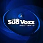 Logo da emissora Rádio Sua Vozz