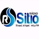 Logo da emissora Rádio Sitio FM