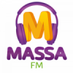 Logo da emissora Rádio Massa 91.3 FM