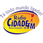 Logo da emissora Rádio Cidade Novo Cruzeiro