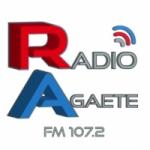 Logo da emissora Radio Agaete 107.2 FM