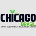 Logo da emissora Radio Chicago Brasil