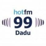 Logo da emissora Radio Hot 99.0 FM