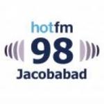 Logo da emissora Radio Hot 98.0 FM
