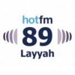 Logo da emissora Radio Hot 89.0 FM