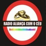 Logo da emissora Rádio Aliança Com O Céu