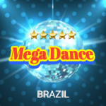 Logo da emissora Mega Dance