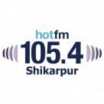 Logo da emissora Radio Hot 105.4 FM