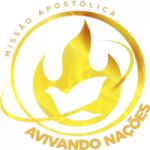 Logo da emissora Rádio Avivando Nações