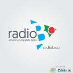 Logo da emissora Radio B