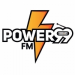 Logo da emissora Power Radio 99.0 FM