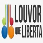 Logo da emissora Louvor que Liberta