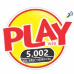 Logo da emissora Play Funk 5.002