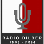 Logo da emissora Radio Dilber 93.0 FM