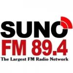 Logo da emissora Radio Suno 89.4 FM