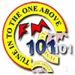 Logo da emissora Radio FM 101 Karachi
