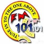 Logo da emissora Radio FM 101 Peshawar