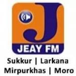 Logo da emissora Radio Jeay 88.8 FM