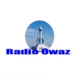Logo da emissora Radio Owaz 101.3 FM