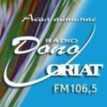 Logo da emissora Radio Oriat Dono 106.5 FM