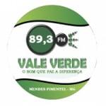 Logo da emissora Rádio Vale Verde 89.3 FM