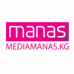 Logo da emissora Radio Manas 102.9 FM