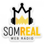 Logo da emissora Som Real