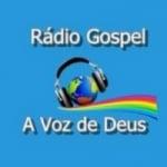 Logo da emissora Rádio a Voz de Deus