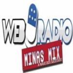Logo da emissora Rádio Minas Mix