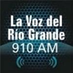 Logo da emissora Radio La Voz del Rio Grande 910 AM