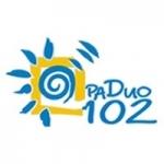 Logo da emissora Radio Pa Duo 102.0 FM