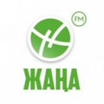 Logo da emissora Novoe Radio Zhana 101.2 FM