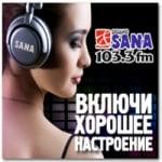 Logo da emissora Radio Sana 103.3 FM