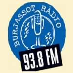 Logo da emissora Radio Burjassot 93.8 FM