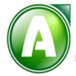 Logo da emissora Radio Alau 100.7 FM