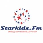 Logo da emissora Radio StarKids FM