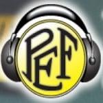 Logo da emissora Rádio PEF 92.0 FM