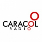 Logo da emissora Caracol Radio 1050 AM