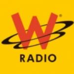 Logo da emissora W Radio 104.3 FM