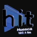 Logo da emissora Radio Hit Huesca 107.1 FM