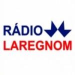 Logo da emissora Rádio Laregnom
