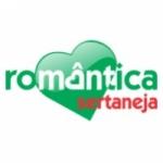 Logo da emissora Rádio Romântica Sertaneja