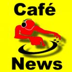 Logo da emissora Rádio Café News