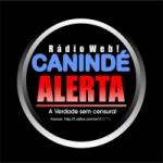 Logo da emissora Rádio Web Canindé Alerta