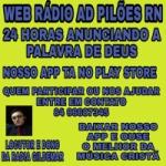 Logo da emissora Web Rádio AD Pilões RN