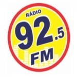 Logo da emissora Rádio 92.5 FM
